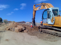 Alladin's Ring, Training - Courses: Building Construction